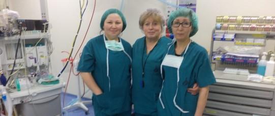 Курс по анестезиологии в клинике «Вольфсон»