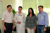 Заключение соглашения с клиникой АЙГЕРИМ ,город Актюбэ